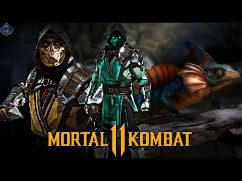 Mortal Kombat 11 - Chameleon TEASED?! thumbnail