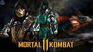 Mortal Kombat 11 - Chameleon TEASED?!