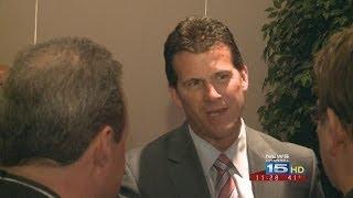 Joe Whelan reports on Steve Alford speaking in Kendallville.