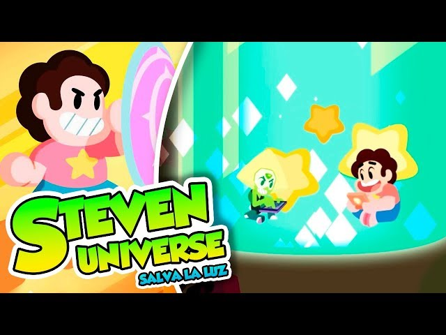 ¡El poder de la Gameboy! - #10 - Steven Universe: Salva la Luz en Español (PC) DSimphony