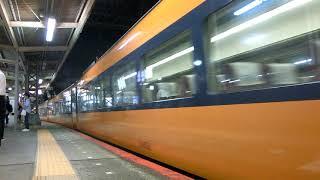 【近鉄】V10+NN02 原色同士 大和西大寺発車