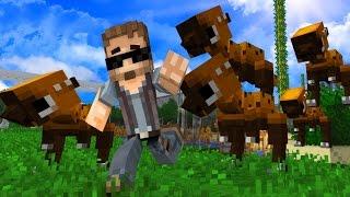 Minecraft Dinosaurs #16 - THEY