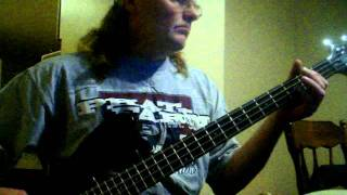 Accept (Balls To The Wall) Bass Cover