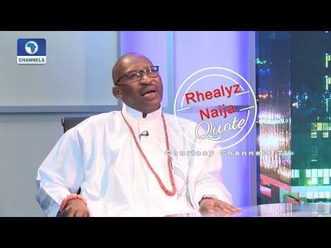 Rhealyz Naija Quote on Reading by Hon  Patrick Obahiagbon Part 1