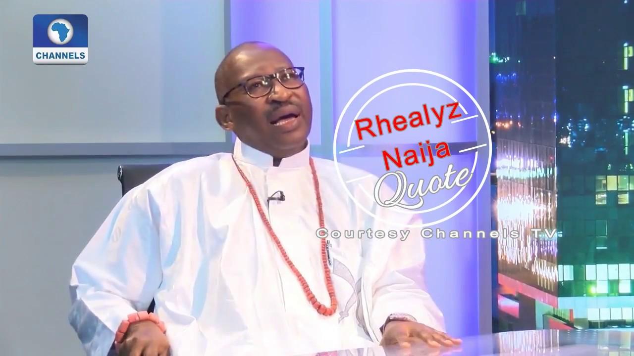 Download Rhealyz Naija Quote on Reading by Hon  Patrick Obahiagbon Part 1