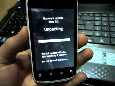 Huawei Sonic U8650 прошивка