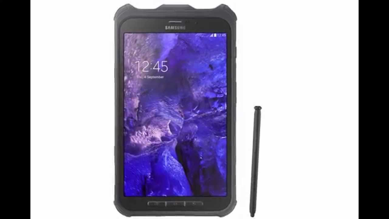 Harga Tablet Samsung Galaxy Tab Active LTE Terbaru 2015
