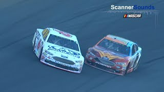 Best in-car audio from the Monster Energy NASCAR All-Star Race