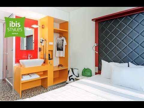 Discover Ibis Styles Berlin Mitte • Germany • Creative By Design Hotels • Ibis