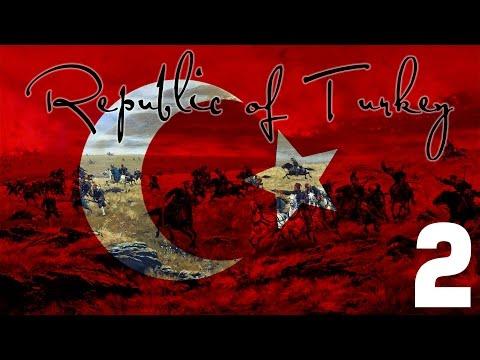 "HOI4: The Great War Mod - Republic of Turkey 2 ""The First Balkan War"""