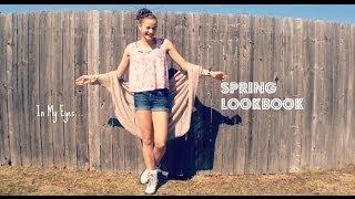 Spring LookBook| In My Eyes ❤️ Thumbnail
