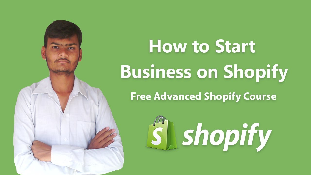 Learn How to Start a Online Business on Shopify Just in 5 Days