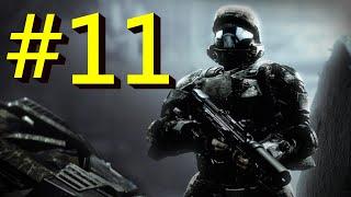 新蒙巴薩市區(菜鳥) -- Halo 3:ODTS 最後一戰3:軌道空降震撼部隊 Part 11 Mission 0_J是好玩 MrJGamer