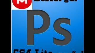Descargar e Instalar Photoshop CS4 Lite Español - MEGA