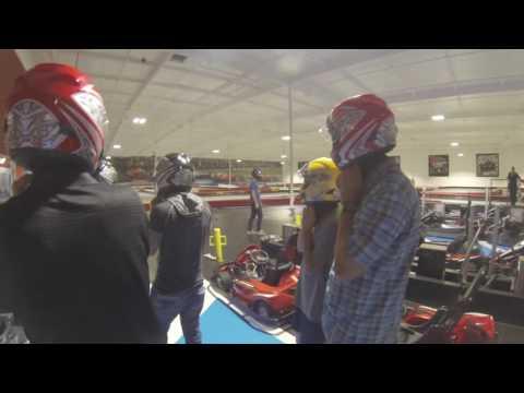 Go Karting at K1 Speed! | Dublin, CA.