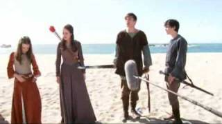 Prince Caspian » ITN Showbiz News. 26th June 2008. Thumbnail