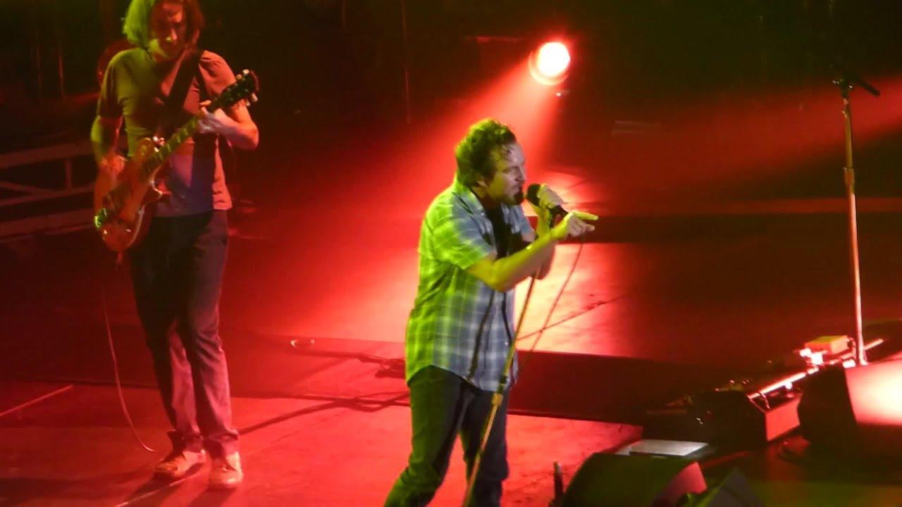 Pearl Jam: Hail, Hail [HD] 2013-10-15 - Worcester, MA