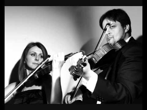 Natalia Lomeiko and Yuri Zhislin play Handel/Halvorsen's Sarabande