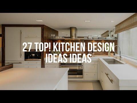 🔴 27 TOP! KITCHEN DESIGN IDEAS Ideas
