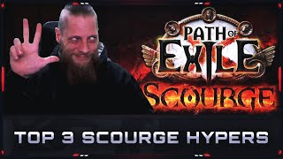 [PATH OF EXILE | 3.16] – MY TOP 3 SCOURGE HYPERS – 5 DAYS TO GO!