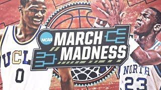 EVERY NBA SUPERSTAR RETURNING TO THEIR COLLEGE! THE GREATEST MARCH MADNESS TOURNAMENT EVER! NBA 2K17
