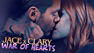 » war of hearts (jace x clary; shadowhunters) [+2x14]