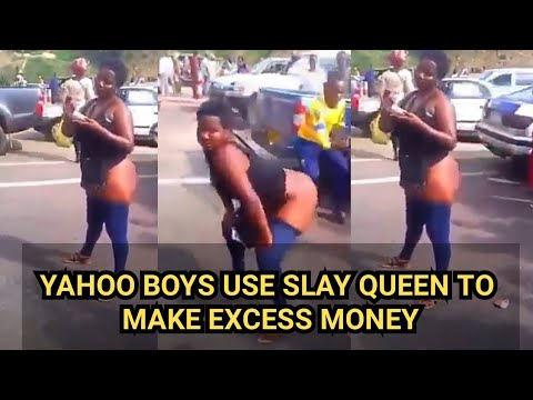 SEE WHAT YAHOO BOYS DID TO THIS NIGERIAN SLAY QUEEN WILL MAKE YOU CRY (video)