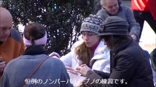 2013/03/27 ニューヨーク・タイムズスクエア辺りにてブロードウェイ鑑賞【日本催眠術倶楽部】 thumbnail