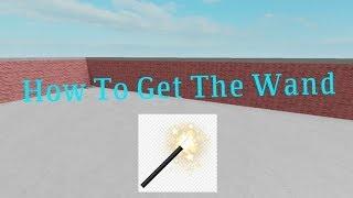 [Roblox | Mafia City Tutorial] How To Get The Wand