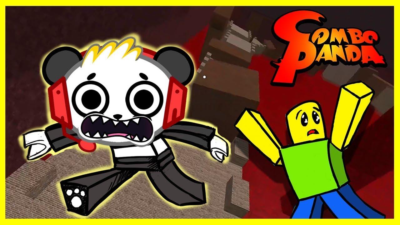 Roblox Speed Run Floor Lava Let Play Combo Panda