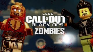Lego Black Ops 2 Zombies...
