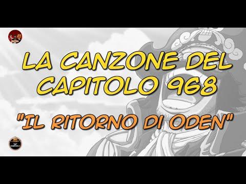 One Piece Capitolo 968: il ritorno di Oden #ITafkacantanoOnePiece