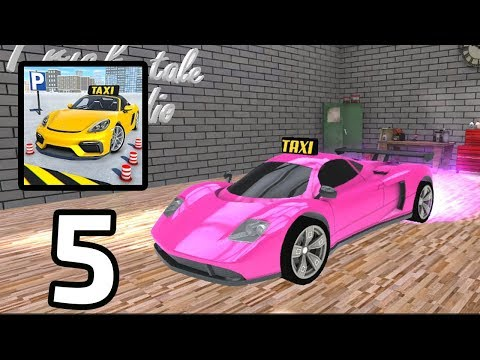 Taxi Game Car Driving Simulator Gameplay Part 5 (Android,IOS) |