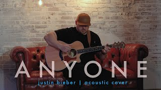 Download Justin Bieber - Anyone (Acoustic Cover) by Bobby Brinker