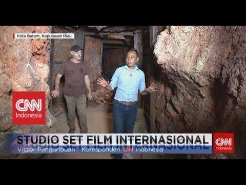 Berkunjung ke Studio Set Film Internasional di Batam