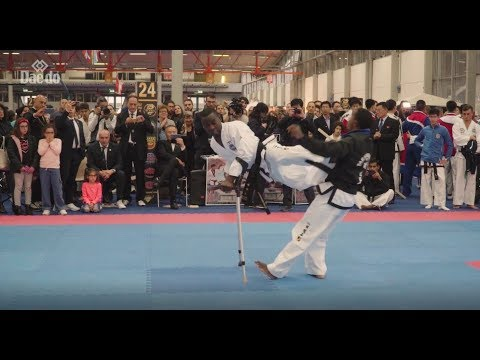 Exhibition Taekwon-Do ITF