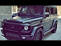 G wagon service light reset