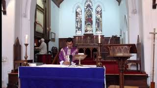 Holy Communion 21 February