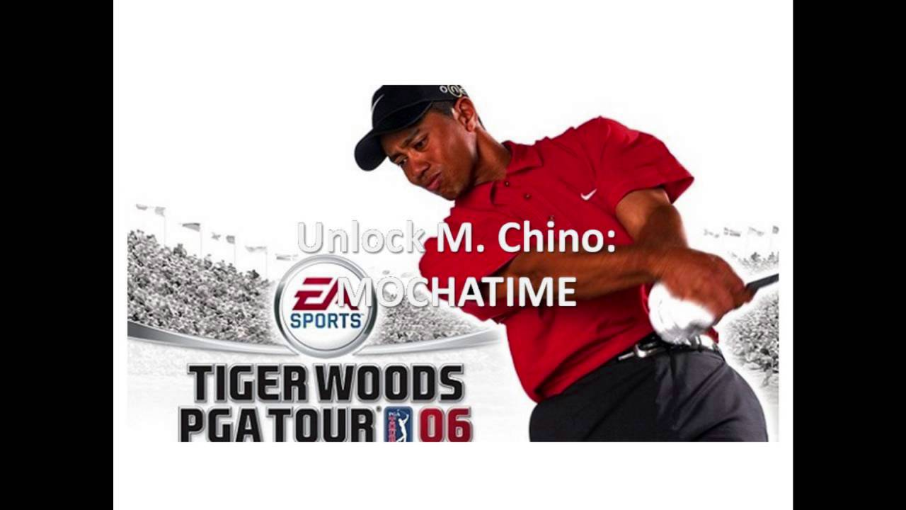 Tiger Woods Pga Tour 06 Cheats Codes For Xbox