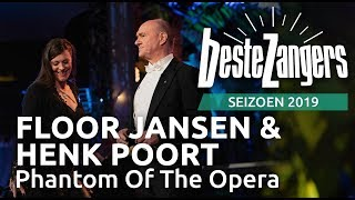 Floor Jansen & Henk Poort - Phantom Of The Opera | Beste Zangers 2019