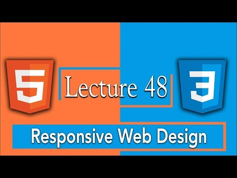 HTML5 and CSS3 Responsive Web Design using Media Queries Part 1   HTML5 and CSS3 Course