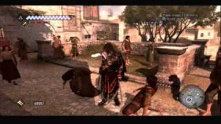 Assassin's Creed Brotherhood All Outfits, Effects, How to get them
