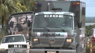 Rebelião deixa dois mortos e oito feridos no Pernambuco