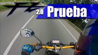 Yamaha FZ16 2.0   Test Ride