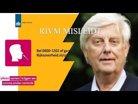 #1 Is het een grote misleiding van het RIVM?: Pierre Capel Column