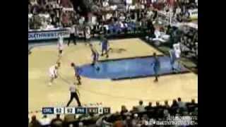 [original]Great duel!Allen Iverson 38points 15assists VS Steve Francis 11points 15assists