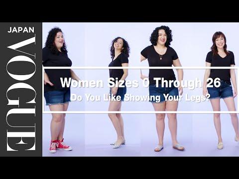 あらゆる体型の女性が「脚の露出について」本音を明かす。| VOGUE JAPAN