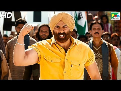 Sunny Deol Fight Scene - Singh Saab The Great | Full Hindi Movie | Sunny Deol, Urvashi Rautela