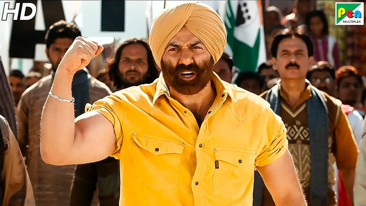 Download Sunny Deol Fight Scene - Singh Saab The Great | Full Hindi Movie | Sunny Deol, Urvashi Rautela