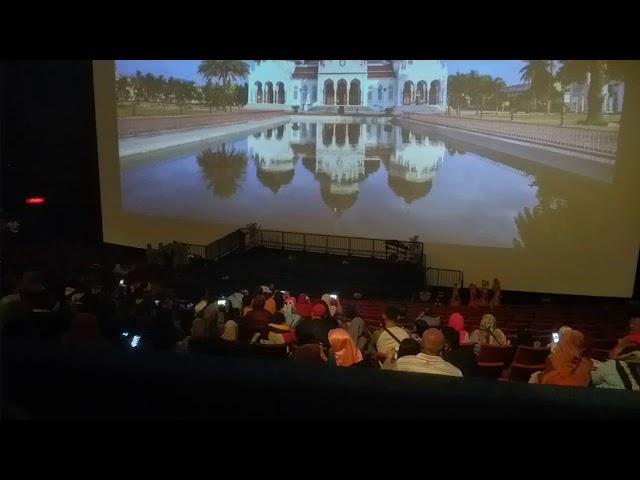 Tarian Anak2 GalaPremier Film Dongeng Musical Keongemas TMII